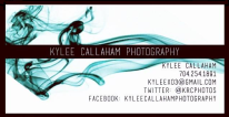 KCphoto business card
